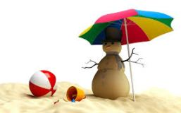 sand.snowman.w.umbrella